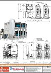 Air Liquide Healthcare Typical Medical Air Drawings