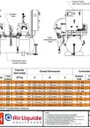 Air Liquide Healthcare Typical Medical Vacuum Drawings
