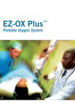 Photo of EZ-OX integrated oxygen tank brochure