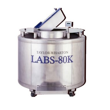 Cryogenic container sold by Air Liquide Healthcare
