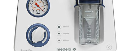 medela's Dominant Flex Suction Pump