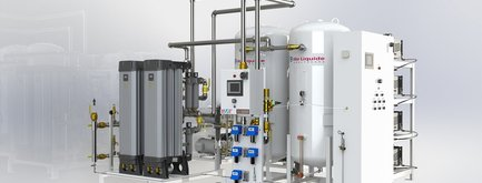 Air Liquide Healthcare air and vacuum systems
